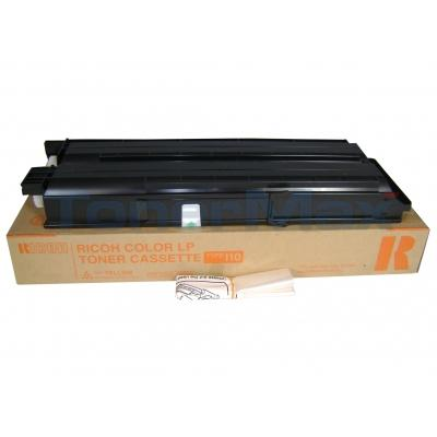 RICOH CL5000 TYPE 110 TONER CASSETTE YELLOW